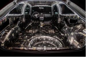 Ексклюзивні матеріали для шумоізоляції автомобіля