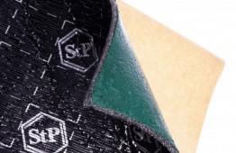 Звуко-теплоизоляционный материал StP Barrier Premium 4