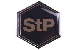Шильд StP (чорний)
