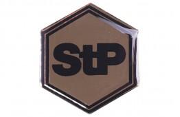 Шильд StP (золотий)