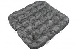 Автомобільна подушка StP з ефектом пробудження (40х40 см, чорна/сіра)